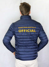 EA Official Padded Jacket - Narrow Quilting
