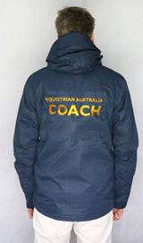EA Coach Sealed Seam Waterproof Jacket