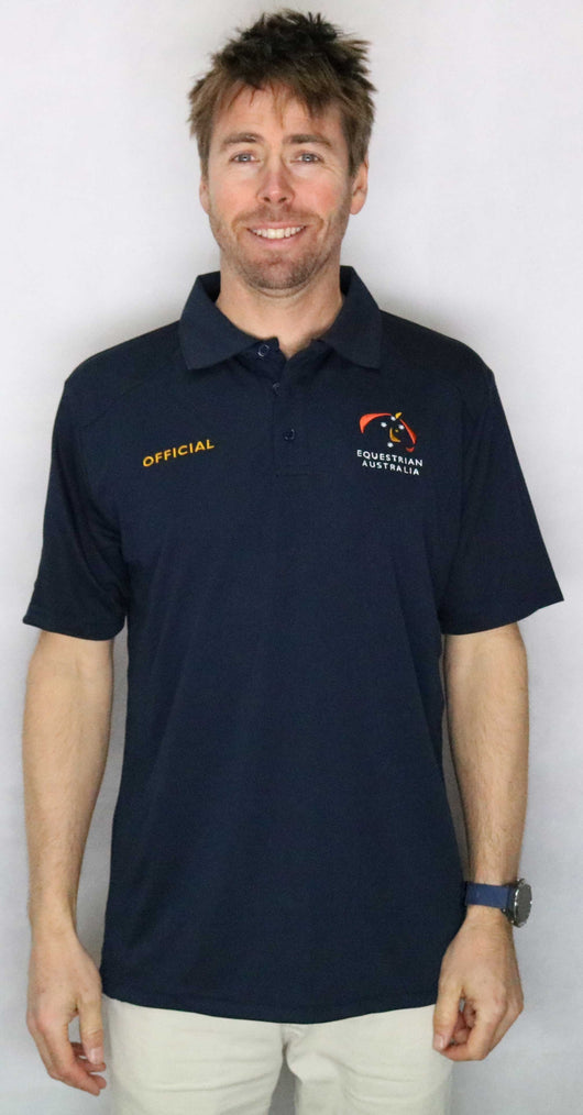 EA Official Bamboo Short Sleeve Polo Shirt