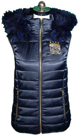 2019 MI3DE Navy Gold Padded Vest