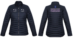 2021 EV Interschool Padded Jacket