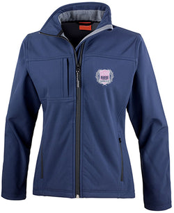 MI3DE Softshell Jacket Pink