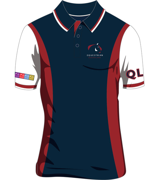 Equestrian Queensland Polo Shirt
