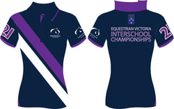 2021 EV Interschool Polo Shirt