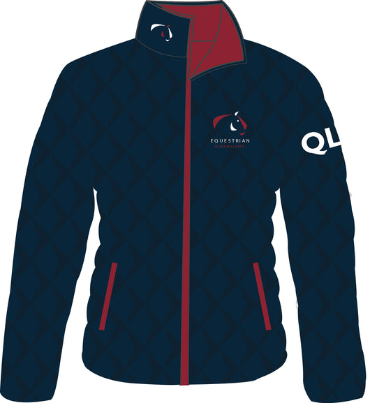 Equestrian Queensland Diamond Quilted Jacket