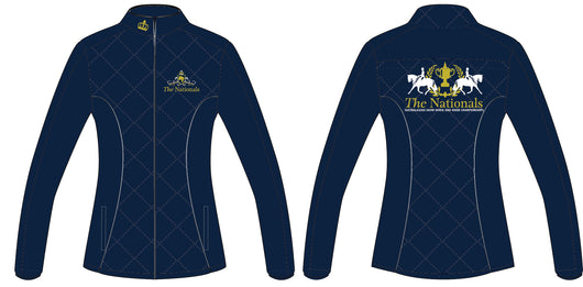 2019 Show Horse Nationals Navy Gold Jacket