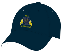 Show Horse Nationals Gold Navy Cap