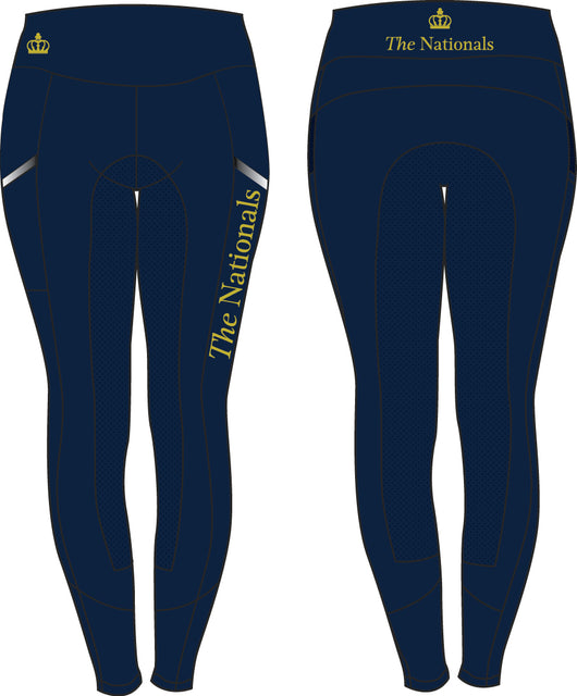 2019 Show Horse Nationals Navy Training Pants