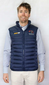 EA Official Padded Vest - Narrow Quilting