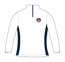 MI3DE Training Top White Navy