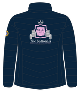 Show Horse Nationals Navy Pink Padded Jacket