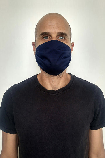 Mask - Medium - Navy