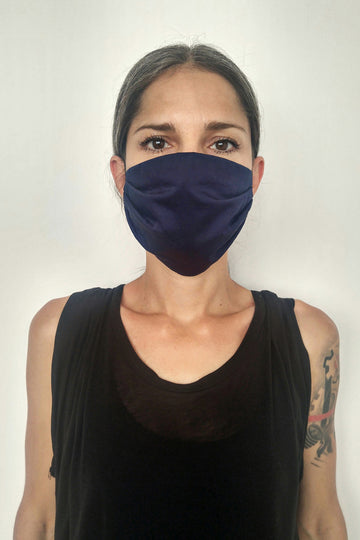 Mask - Small - Navy