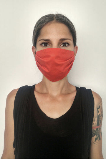 Mask - Small - Red