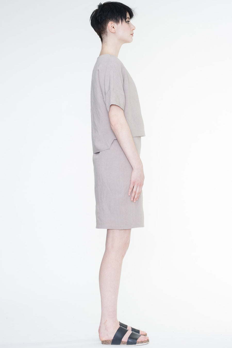 Channing Dress Long Solid