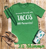 Tacos And Margaritas Tee