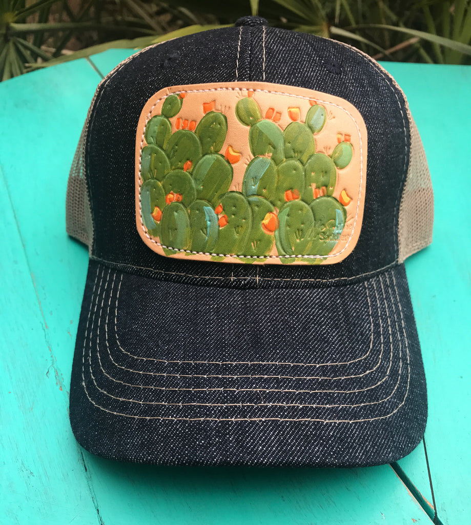 Prickly Patch Patch Cap