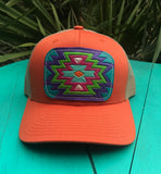 Aztec Patch Cap