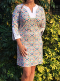 Island Escape Prescot Lane Tunic Dress