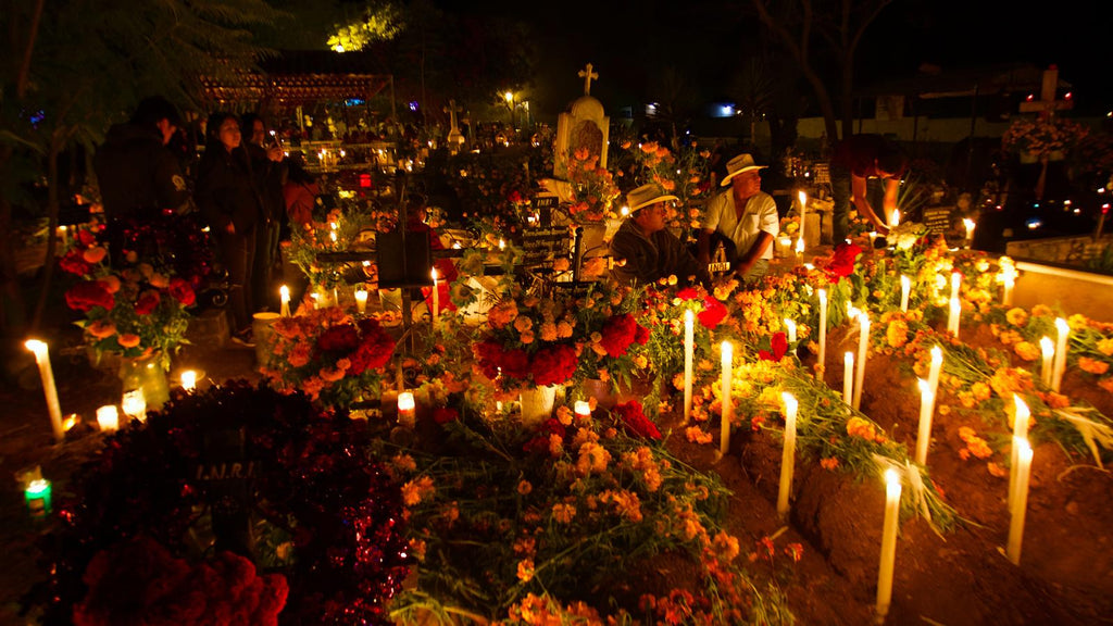 Day of the Dead traditions