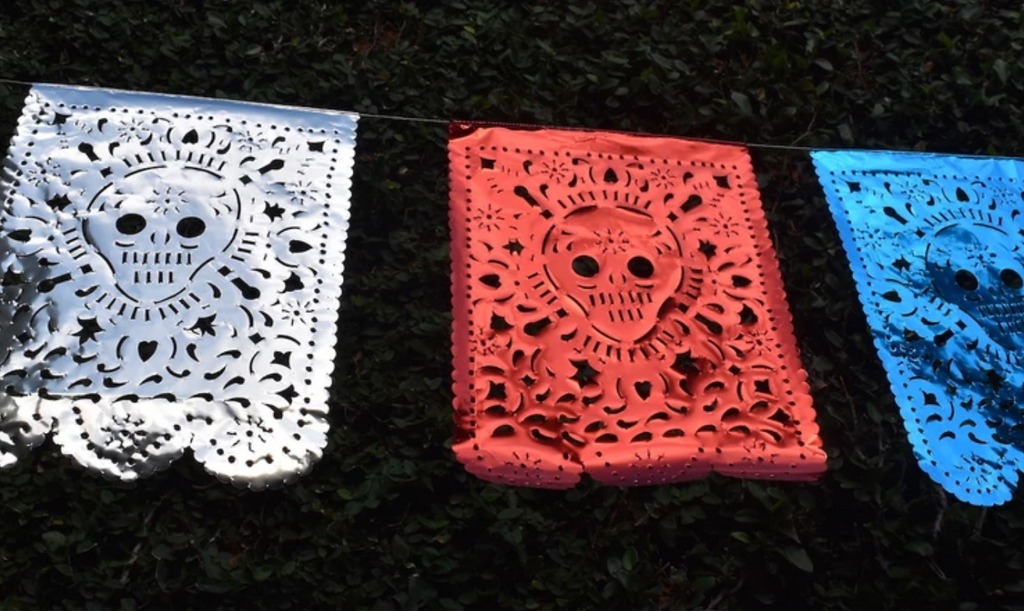 waterproof Papel picado