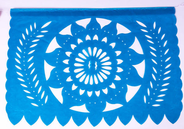 Colourful Mexican Wedding Papel Picado Bunting Decor Custom Made Lengths To Fit Your Venue Perfectly - ARTMEXICO
