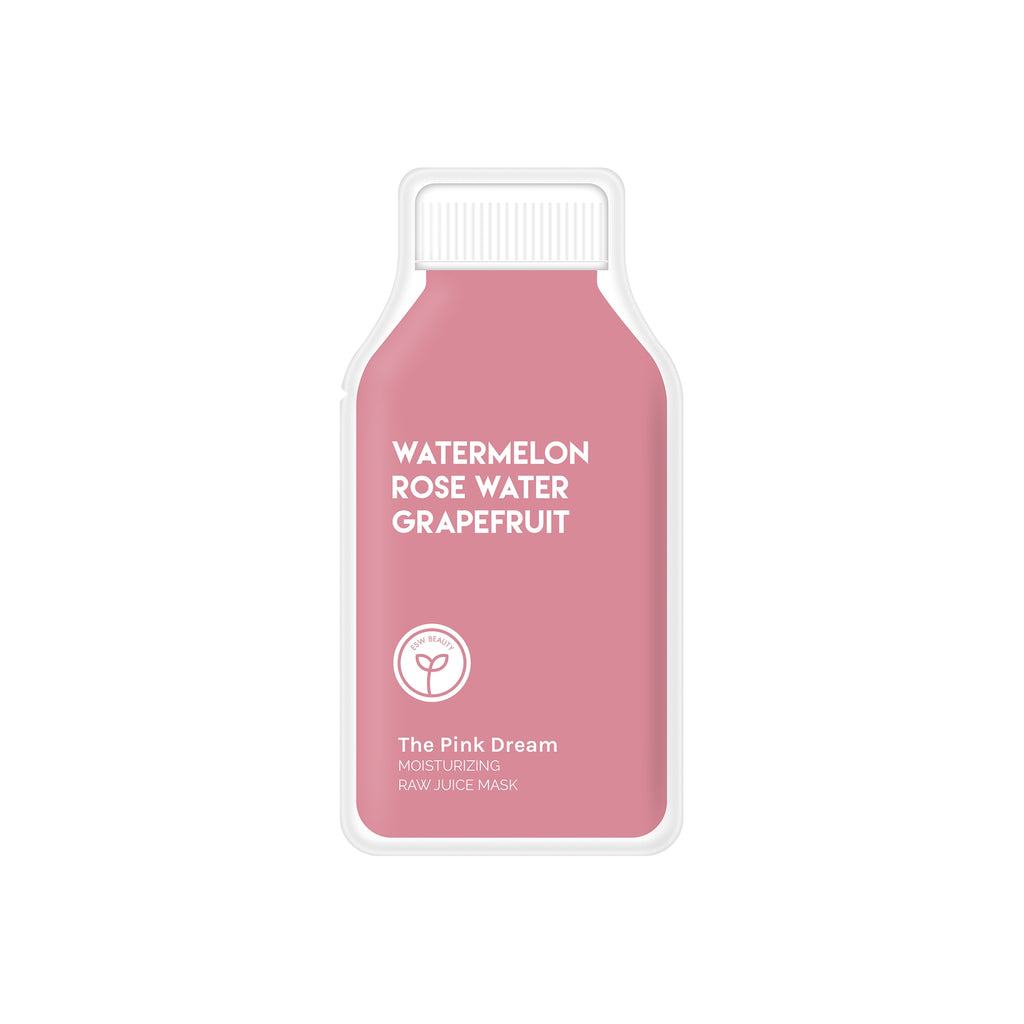 The Pink Dream Moisturizing Raw Juice Face Mask