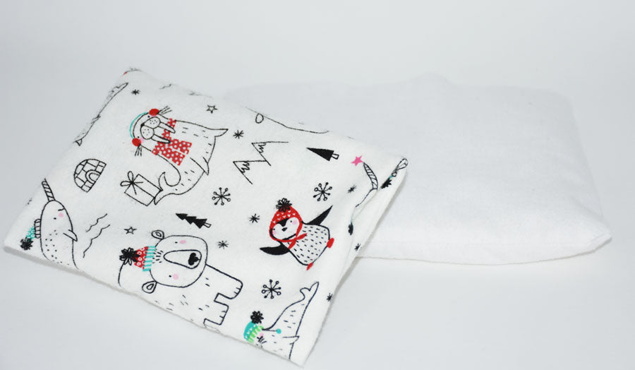 Kids Snuggly Winter Pillow