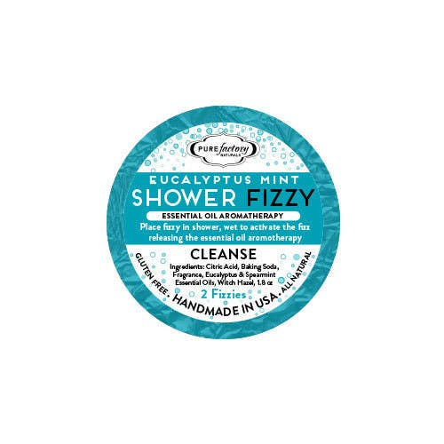 Shower Fizzy - Cleanse