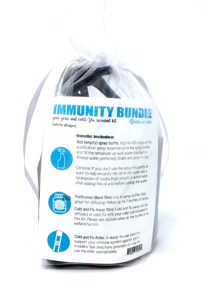 Immunity Bundle - Build Your 15ml Bundle NO HAND SANITIZER