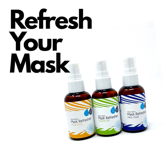 Mask Refresher: 3 Scent Kit