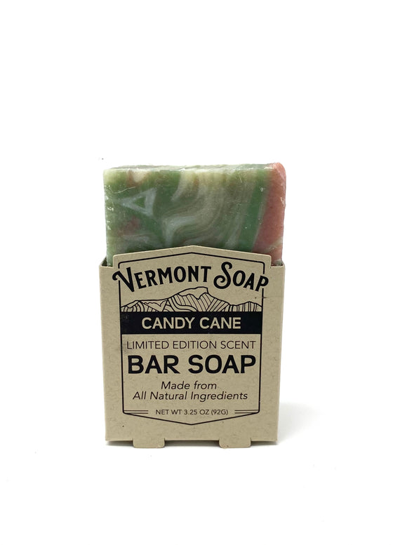 Soap - Candy Cane Limited Edition