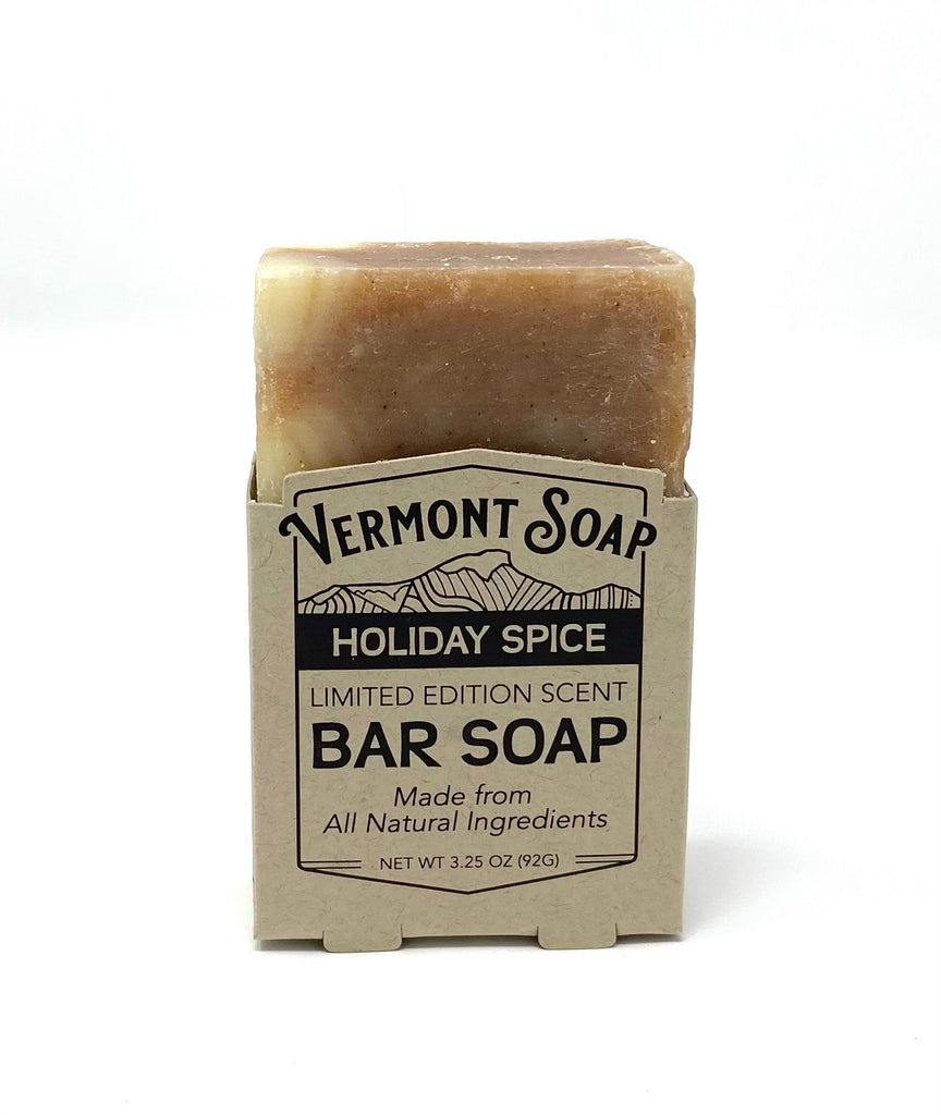 Soap - Holiday Spice Limited Edition