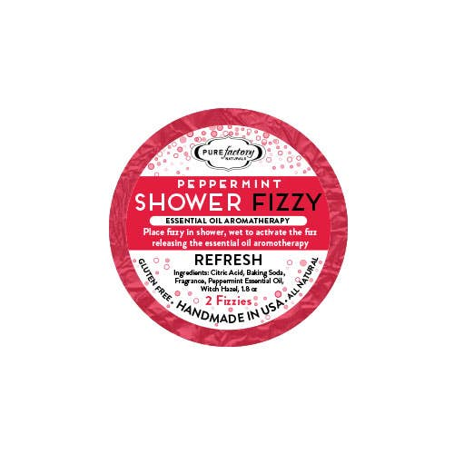 Shower Fizzy - Refresh / Peppermint