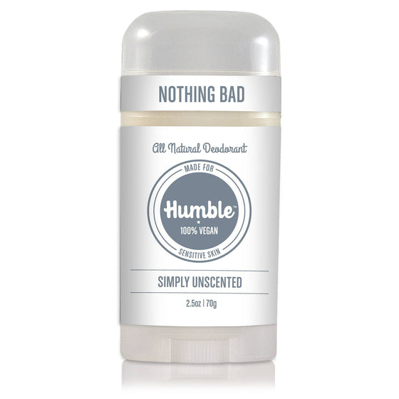 Humble Deodorant - Simply Unscented