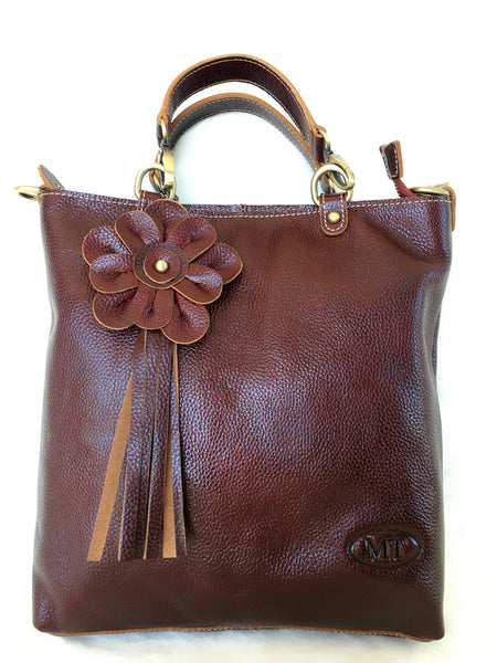 TOP QUALITY GENUINE LEATHER T0TE BAG
