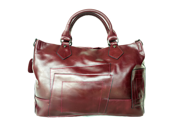 FASHION-BUSINESS LEATHER BAG