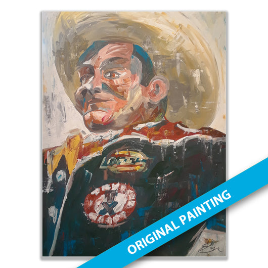 Big Tex — LARGE ORIGINAL PAINTING
