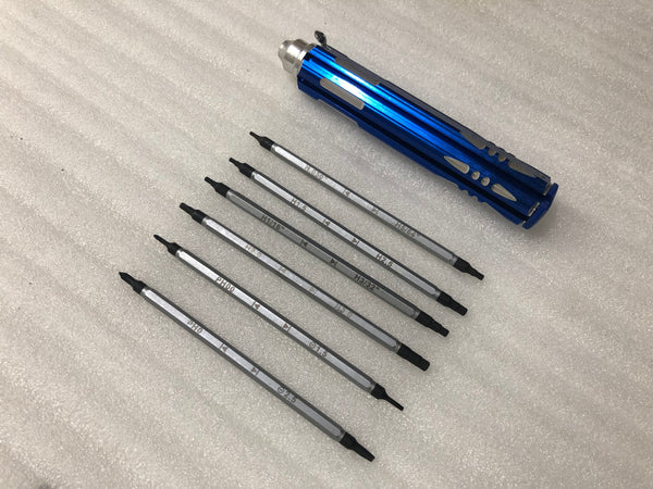 Multiple Head screw driver