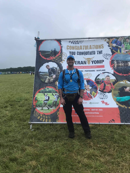 Proud of One of Our Own - 2018 Cateran Yomp