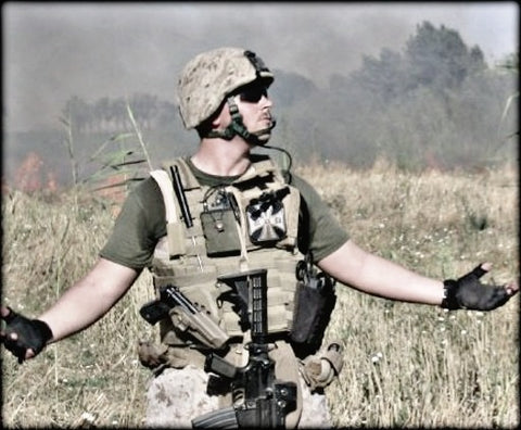 Joshua James Cullins - EOD Tech - Angel Warrior Line