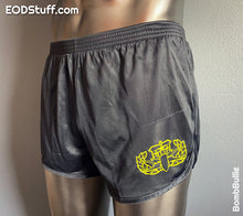 HDT Outline Badge Yellow/Black Silkies - HDS Ranger Panties