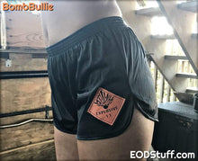 Explosive 1.1 Silkies (Black or Gunmetal Grey) - EOD Ranger Panties - EOD Silkies