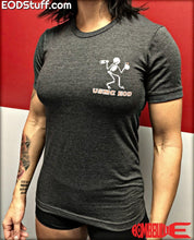 Life Doesn't Care About Your Feelings - USMC EOD Shirt