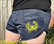 Yellow Vintage EOD Crab Silkies - EOD Silkies