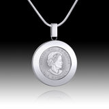 Canada - SUPERMAN </br> PURE SILVER FIVE DOLLAR PENDANT