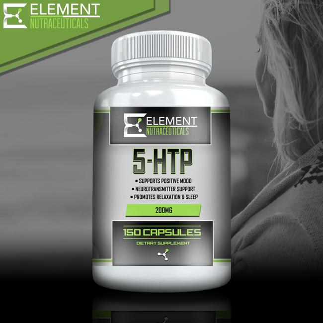 5-HTP | Less Stress = A Better You!