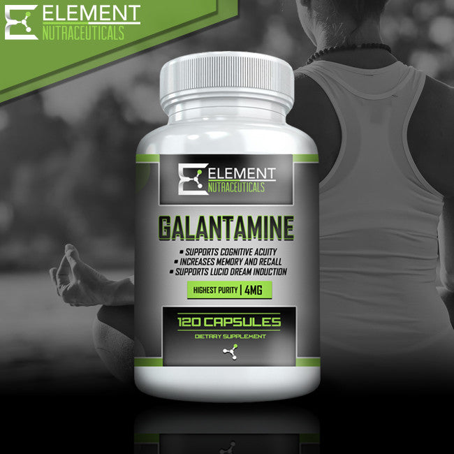 Galantamine - Better Memory and a Better nights sleep?