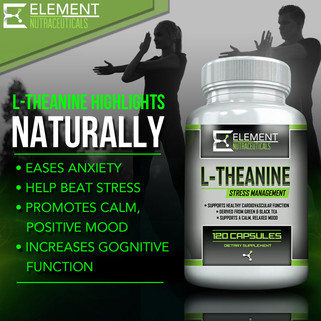 L-THEANINE | The Super Amino Acid!