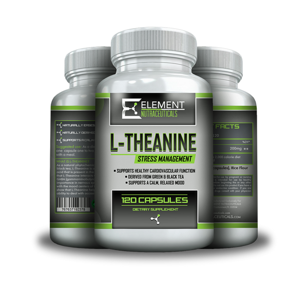 L-THEANINE - www.elementnutraceuticals.com